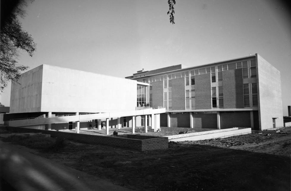 russell house 1955