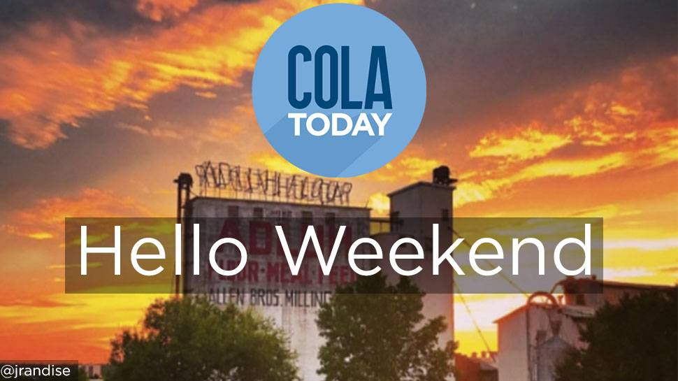 COLAtoday weekend guide