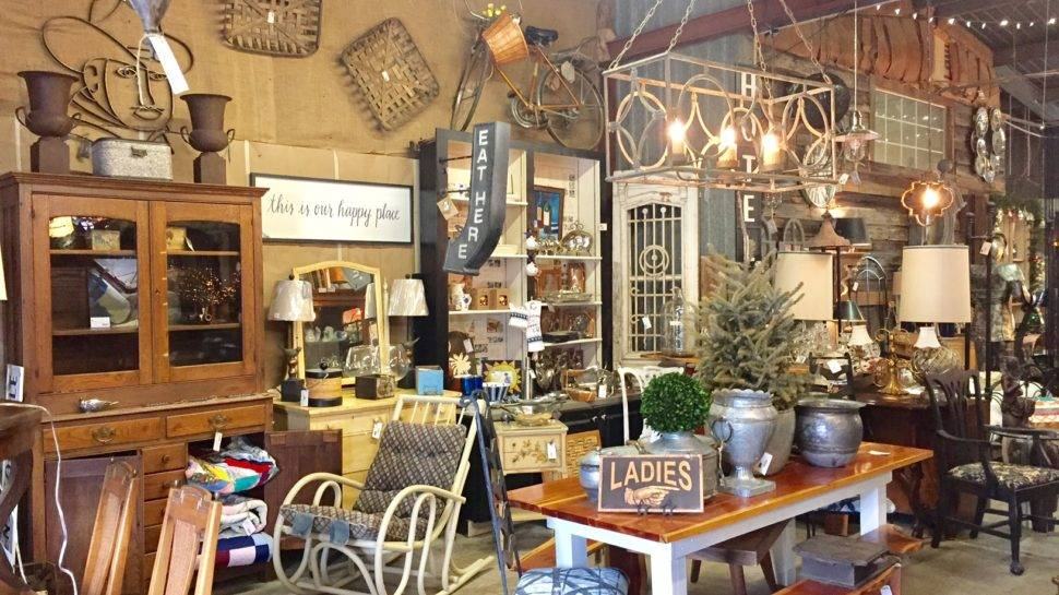 Merveilleux Finders Keepers: 10 Antique + Thrift Shops In West Columbia