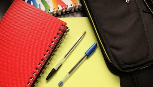 school supplies for tax-free weekend