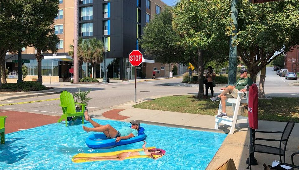 PARK)ing Day in Columbia, SC | COLAToday