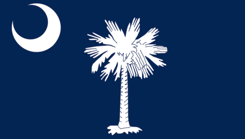 Current South Carolina state flag