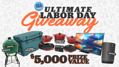COLAtoday's Ultimate Labor Day Weekend Giveaway